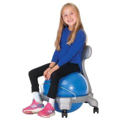 Special Needs Chairs Chair Headrest Add On Ball Therapy Balance